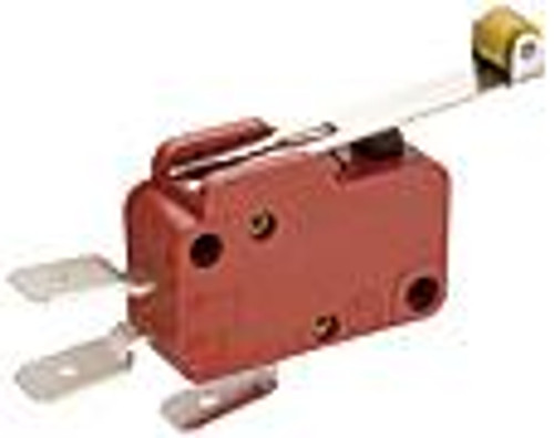 Marquardt Snap Action Switch 1006.1204, roller lever, normally open & normally closed