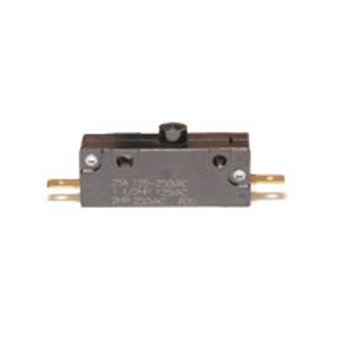 snap action switch, emb, 303-9029, normally open, momentary on, button plunger