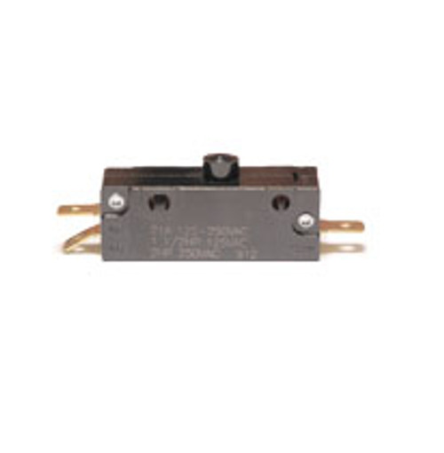 EMB Snap Action Switch 304-9051, normally open & normally closed, basic plunger