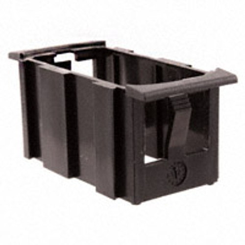 Carling L Series Panel Mount, Middle, Black, LMM-01, 536-11618-001