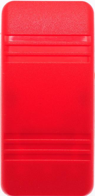 Carling, rocker switch actuator, red with no lens, Contura 3, v series, VVCZS00-000