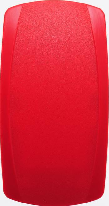 Carling V Series Rocker Actuator, Hard Red, VVGZS00-000