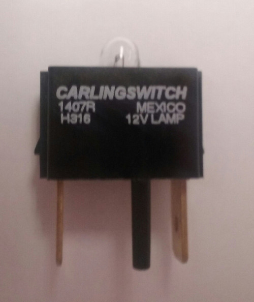VP series, indicator light, Contura, Carling, lamp module, assembly