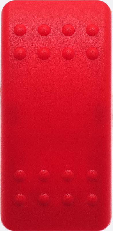 soft red, no lens, carling, v series, switch cap, actuator, VVAZR00-000