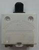 """mechanical products, 7 amp, push to reset circuit breaker, 3/8"""" inch bushing, black button, #8-32 screw terminal,  1680-219-070"""