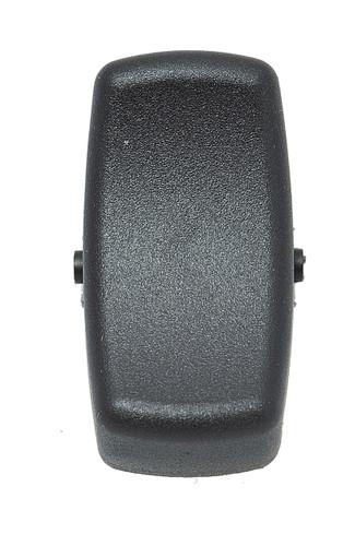 Carling L Series Rocker Switch Actuator, Black, No Lens