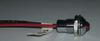 indicator light, 14 volt, LED, resistor, red, Solico, millimeter mounting hole