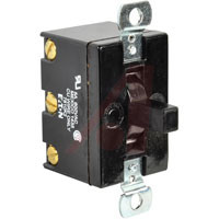 Eaton Heavy Duty Toggle 7810K2, double pole, on-off-on, screw terminals