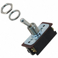 Heavy Duty Toggle Switch, Carling DK284-73