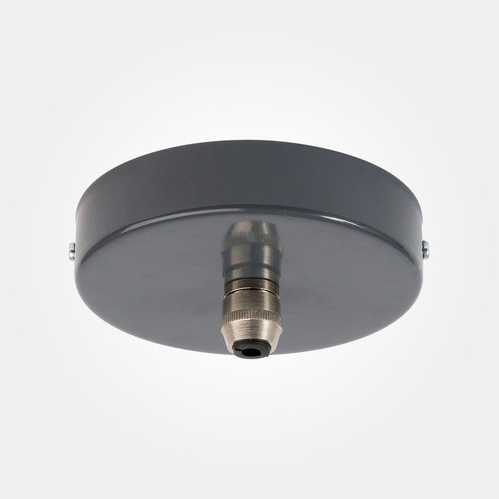Domestic Ceiling Rose - Dark Grey