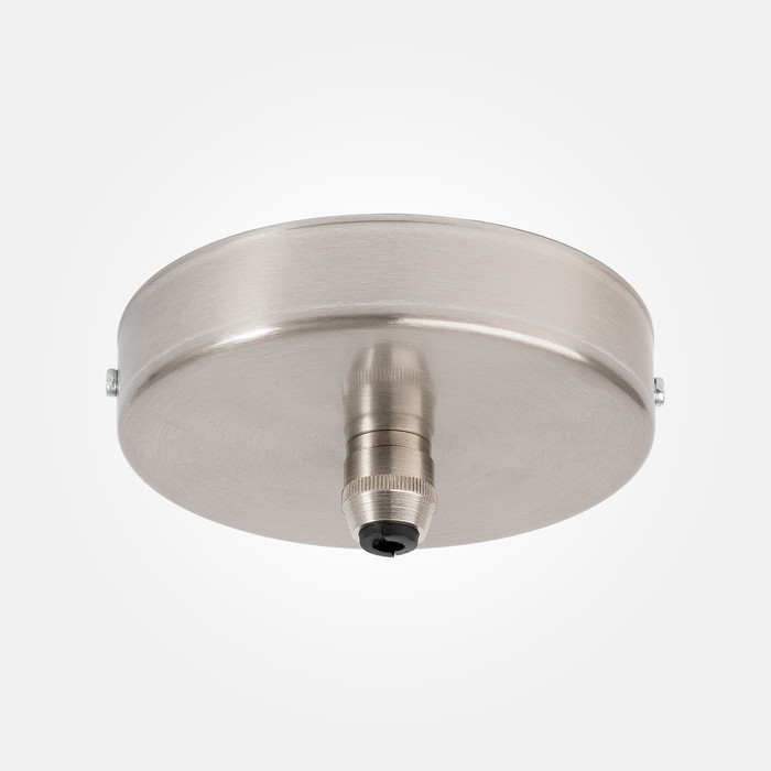 Domestic Ceiling Rose - Nickel