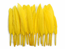 1 Pack - YELLOW Duck Cochettes Loose Feather 0.3 oz.