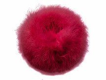 2 Yards - Dusty Pink Turkey Medium Weight Marabou Feather Boa 25 Gram