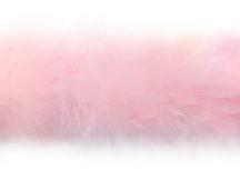 2 Yards - Baby Pink Marabou Feather Boa 25G