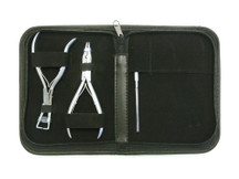 Salon Tool Kit - For Complete Hair Extension Installation