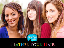 Feather Your Hair Salon Poster 3