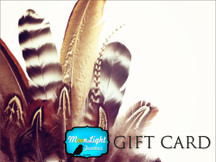 Moonlight Feather Gift Card