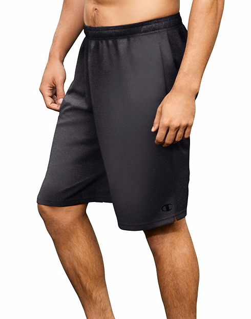 "Champion 8747 10"" Training Short With Pockets | Athleticwear.ca"