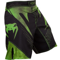 Venum Hurricane Fightshorts Amazonia Green MMA Shorts now available at www.thejiujitsushop.com  Top MMA and Grappling Shorts  Enjoy Free Shipping from The Jiu Jitsu Shop today!