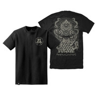 Newaza Apparel Heat Hunter T-Shirt Black