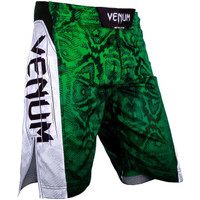Venum Amazonia 5.0 Green fight shorts available at www.thejiujitsushop.com  Great for grappling and free shipping from The Jiu Jitsu Shop