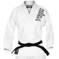 Venum Contender 2.0 White GI available at www.thejiujitsushop.com  Enjoy Free Shipping from The Jiu Jitsu Shop today!