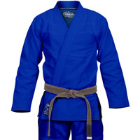 Venum Elite Classic BJJ GI in Blue is now available at www.thejiujitsushop.com  Enjoy Free Shipping from The Jiu Jitsu Shop today!