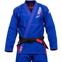 Venum Elite Light BJJ GI in Blue is now available at www.thejiujitsushop.com  Enjoy Free Shipping from The Jiu Jitsu Shop today!
