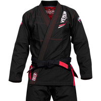 Venum Elite Light BJJ GI in Black is now available at www.thejiujitsushop.com  Enjoy Free Shipping from The Jiu Jitsu Shop today!