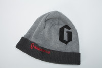 Gameness Beanie (Grey/Black)