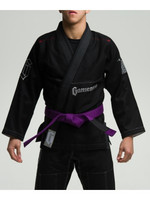 Black Gameness 2016 Faeather Gi.  Available in fitted sizes as well.  Now available at www.thejiujitsushop.com  Enjoy Free Shipping from The Jiu Jitsu Shop