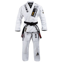 Hayabusa Shinju 3 Pearl Weave White Jiu Jitsu Gi now available at www.thejiujitsushop.com  Enjoy Free Shipping on this comfortable durable new gi from The Jiu Jitu Shop