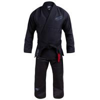 Hayabusa Stealth Jiu Jitsu Gi in Black available at www.thejiujitsushop.com  Enjoy Free Shipping from The Jiu Jitsu Shop.