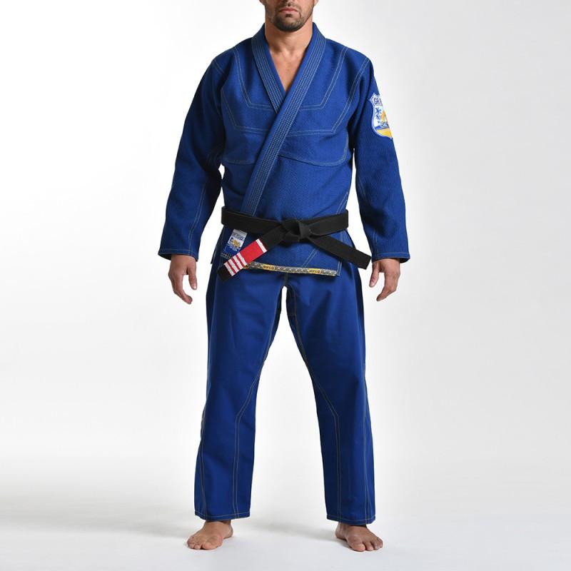 Grips athletics Cali 99 Gi Blue gi.  Available at www.thejiujitsushop.com  Enjoy free shipping from The Jiu Jitsu Shop today!