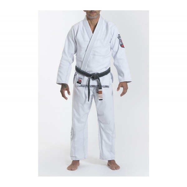 Grips athletics Cali 99 Gi White gi.  Available at www.thejiujitsushop.com  Enjoy free shipping from The Jiu Jitsu Shop today!