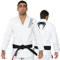 Venum Contender Jiu Jitsu Gi White @ www.thejiujitsushop.com