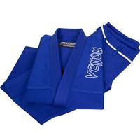 Venum Contender Jiu Jitsu Gi Royal Blue  @ www.thejiujitsushop.com