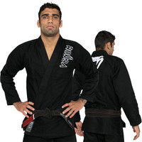 Venum Contender Jiu Jitsu Gi Black @ www.thejiujitsushop.com