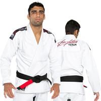 Venum Challenger 2.0 Jiu Jitsu Gi White @ www.thejiujitsushop.com top BJJ gear anywhere for the best price