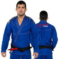 venum challenger 2.0 Blue Jiu Jitsu Gi @ www.thejiujitsushop.com
