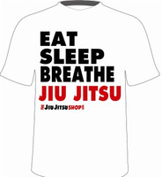 The Jiu Jitsu Shop Eat Sleep Breathe Jiu Jitsu