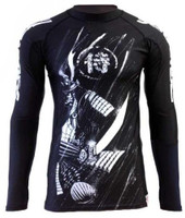 Scramble Shadows Rashguard @ The Jiu Jitsu Shop