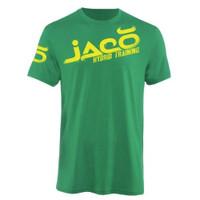 Jaco Athletics Overspray Crew Tshirt - Green now available at www.thejiujitsushop.com  Enjoy free shipping from The Jiu Jitsu Shop