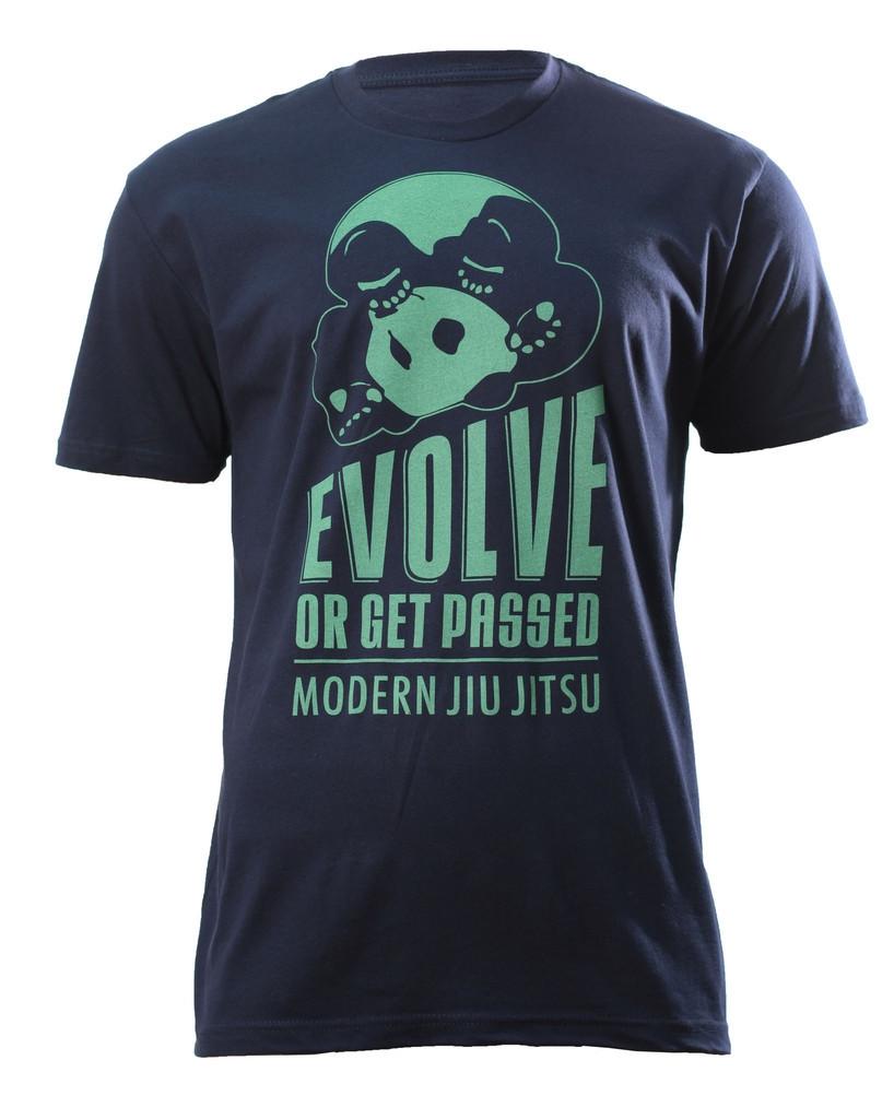 inverted gear evolve or get passed tshirt the jiu jitsu shop