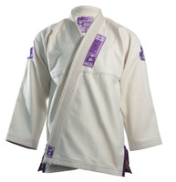 Inverted Gear Panda CS Unbleached Gi @ www.thejiujitsushop.com