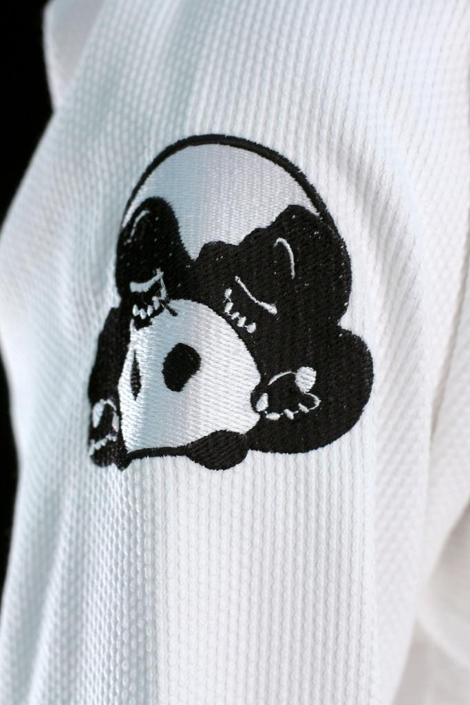 inverted gear white panda 2 0 gi light durable comfortable kimono the jiu jitsu shop