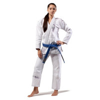 Grips Athletics Amazona Female Gi - White