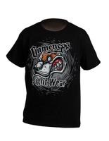 gameness growl dog tshirt in black available at www.thejiujitsushop.com   Enjoy free shipping from The Jiu Jitsu Shop today!