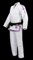 Fuji Sports Sekai Women's BJJ Gi (Purple)