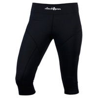 Clinch Gear Women's Compression Capri Black  now available at www.thejiujitsushop.com  Enjoy Free Shipping from The Jiu Jitsu Shop